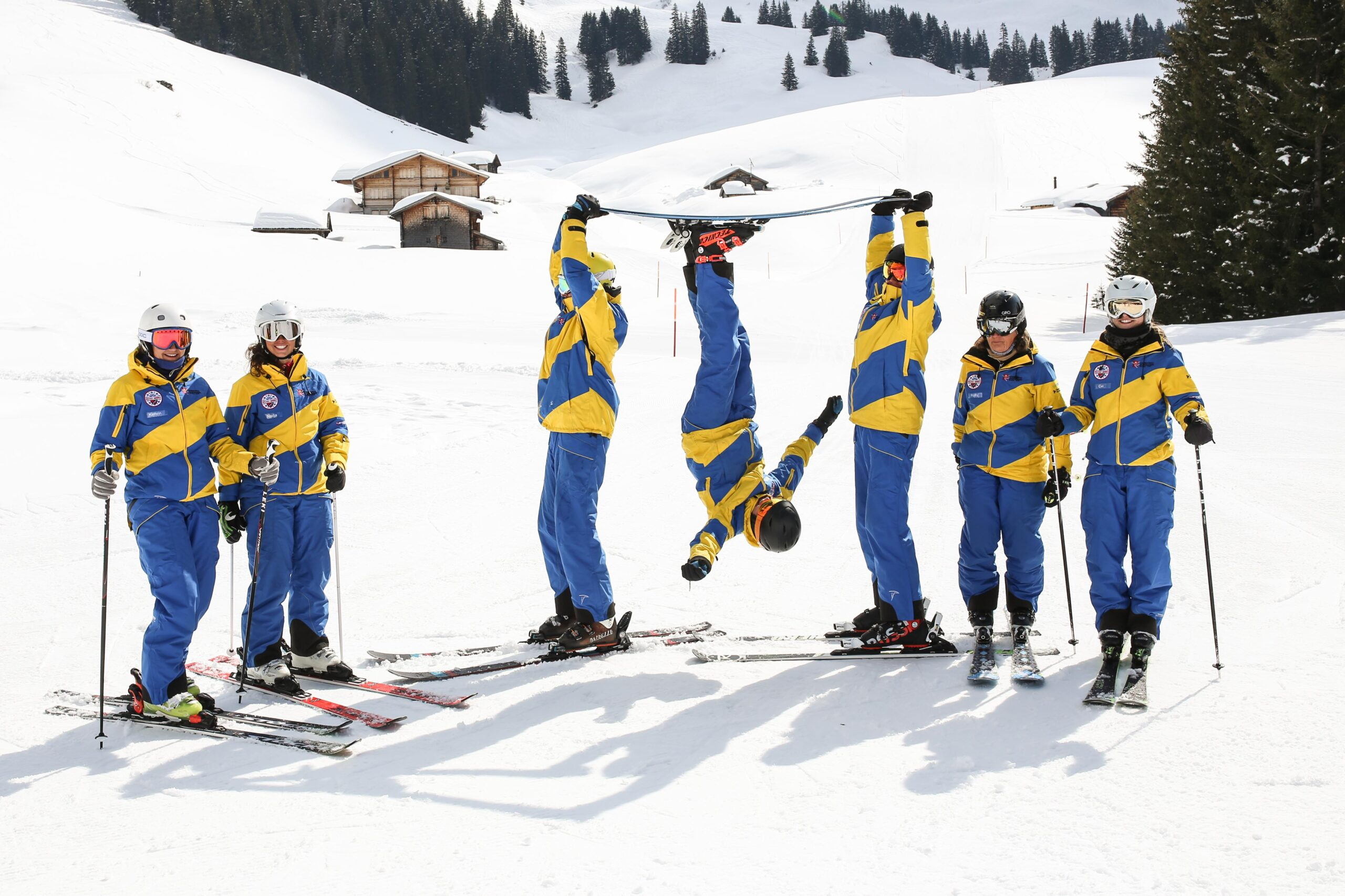 Skilehrer Marbachegg